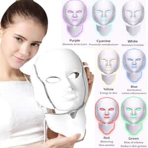Light Therapy LED Face Mask