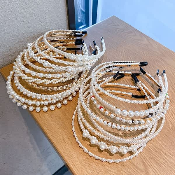Gold-Metal-Hairband